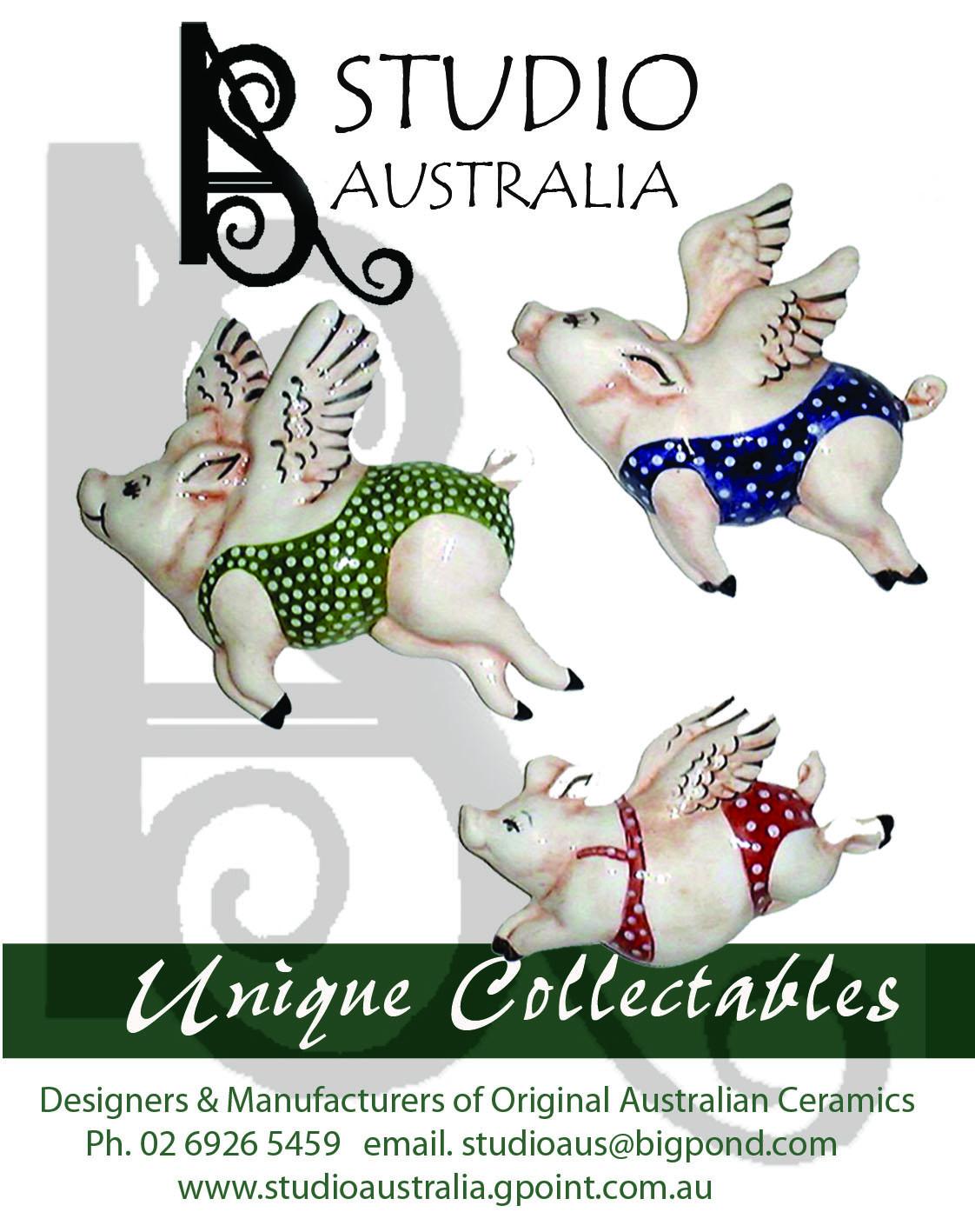 Studio australia creative riverina for Studio australia